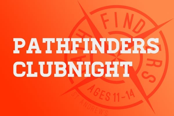 Pathfinders Clubnight